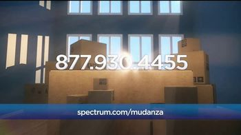Spectrum Mi Plan Latino Double Play TV Spot, 'Mudanza' [Spanish] - Thumbnail 8