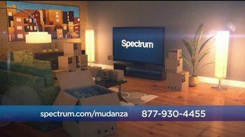 Spectrum Mi Plan Latino Double Play TV Spot, 'Mudanza' [Spanish] - Thumbnail 9