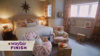 Wayfair TV Spot, 'HGTV: Sarah Off the Grid: A Lesson in Entertaining' - Thumbnail 1