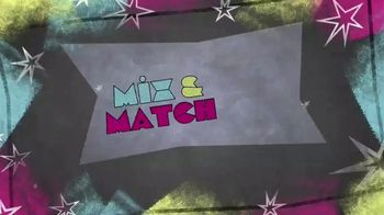 Lock Stars TV Spot, 'Disney Channel: Mix & Match' - Thumbnail 3
