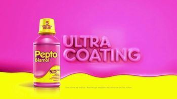 Pepto-Bismol Ultra Coating TV Spot, 'Grupo Pepto' [Spanish] - Thumbnail 10
