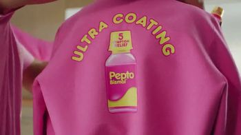 Pepto-Bismol Ultra Coating TV Spot, 'Grupo Pepto' [Spanish] - Thumbnail 6