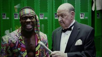 Mountain Dew Kickstart TV Spot, 'Wrestler' ft. Kevin Hart and Gene Okerlund - 3558 commercial airings