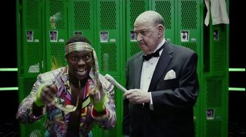 Mountain Dew Kickstart TV Spot, 'Wrestler' ft. Kevin Hart and Gene Okerlund