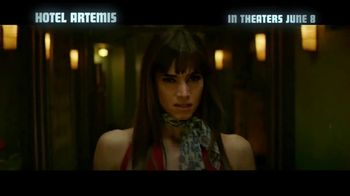 Hotel Artemis - Alternate Trailer 10