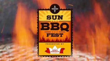 Mohegan Sun TV Spot, '2018 Sun BBQ Fest'