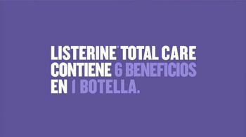 Listerine Total Care TV Spot, 'Guerrero' [Spanish] - Thumbnail 1