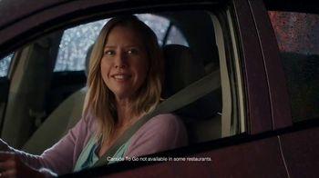 Applebee's To Go TV Spot, 'Window: 20 Percent' Song by Melissa Etheridge - Thumbnail 7