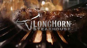 Longhorn Steakhouse Grill Master Favorites TV Spot, 'Do It All' - Thumbnail 3