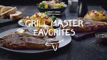 Longhorn Steakhouse Grill Master Favorites TV Spot, 'Do It All' - Thumbnail 6