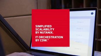 CDW IT Orchestration TV Spot, 'Elevate Your Infrastructure' - Thumbnail 9