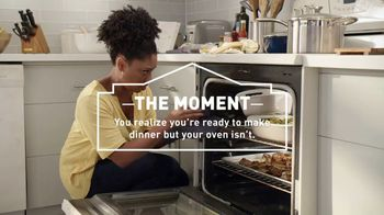 Lowe's TV Spot, 'The Moment: Oven: Whirpool' - Thumbnail 2