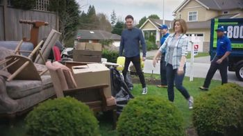 1-800-GOT-JUNK TV Spot, 'Moving Day' - Thumbnail 2