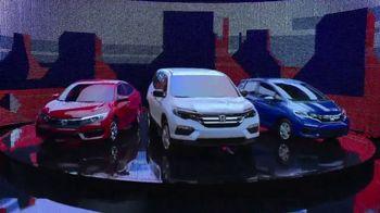 Honda Memorial Day Sales Event TV Spot, 'All Across America' [T2] - Thumbnail 1