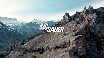 Sig Sauer Ballistic Data Xchange TV Spot, 'Connect the Dot' - Thumbnail 1