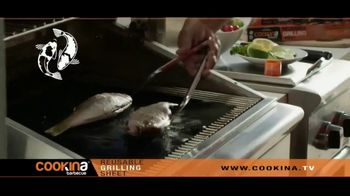 Cookina TV Spot, 'Grilling Without the Mess' Featuring Kevin Harrington - Thumbnail 5