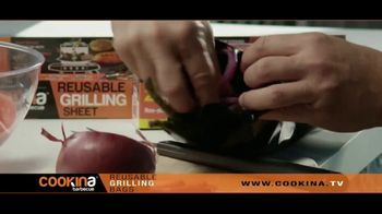Cookina TV Spot, 'Grilling Without the Mess' Featuring Kevin Harrington - Thumbnail 6