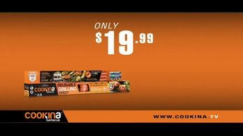 Cookina TV Spot, 'Grilling Without the Mess' Featuring Kevin Harrington - Thumbnail 8