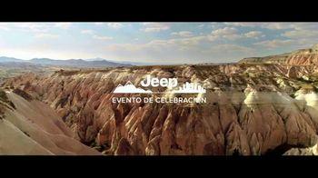 Jeep Evento de Celebración TV Spot, 'Imparable: Cherokee' [Spanish] [T2] - Thumbnail 1
