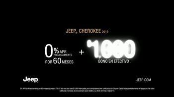 Jeep Evento de Celebración TV Spot, 'Imparable: Cherokee' [Spanish] [T2] - Thumbnail 10