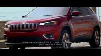 Jeep Evento de Celebración TV Spot, 'Imparable: Cherokee' [Spanish] [T2] - Thumbnail 7
