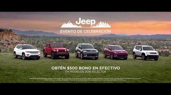 Jeep Evento de Celebración TV Spot, 'Imparable: Cherokee' [Spanish] [T2] - Thumbnail 8