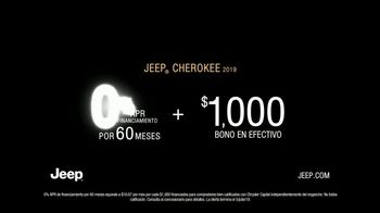 Jeep Evento de Celebración TV Spot, 'Imparable: Cherokee' [Spanish] [T2] - Thumbnail 9