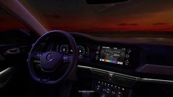 2019 Volkswagen Jetta TV Spot, 'Moods' [T1] - Thumbnail 1