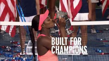 2018 US Open TV Spot, 'American Express: Built for Glory'