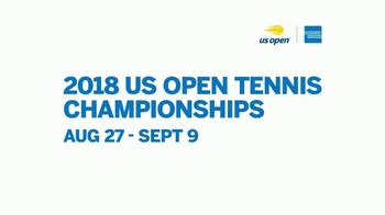 2018 US Open TV Spot, 'American Express: Built for Glory' - Thumbnail 8
