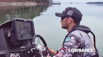 Lowrance HDS Carbon 16 TV Spot, 'Performance You Can Count On'