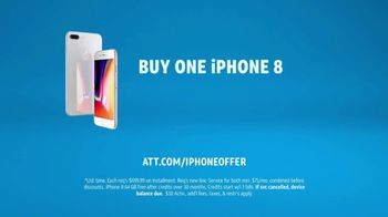 AT&T Unlimited TV Spot, 'More for Your Thing: Buy One, Get One' - Thumbnail 8