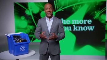 The More You Know TV Spot, 'Environment: E-Waste' Featuring Jon Fortt - Thumbnail 9