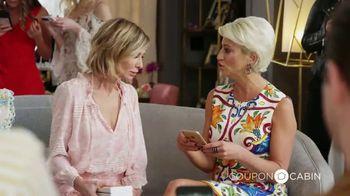 CouponCabin.com TV Spot, 'Everyone' Featuring Dorinda Medley - Thumbnail 4