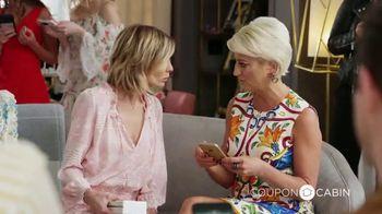 CouponCabin.com TV Spot, 'Everyone' Featuring Dorinda Medley - Thumbnail 5