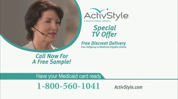 ActivStyle TV Spot, 'Privacy Assured' - Thumbnail 9