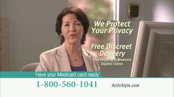 ActivStyle TV Spot, 'Privacy Assured'