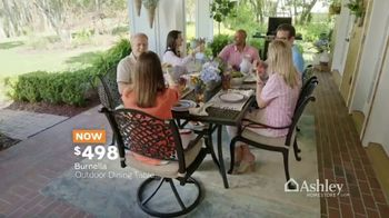 Ashley HomeStore Memorial Day Sale TV Spot, 'Extended: Dining Tables' - Thumbnail 4