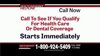 Health Insurance Helpline TV Spot, 'Immediate Relief' - Thumbnail 9