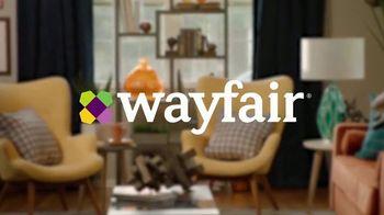 Wayfair TV Spot, 'HGTV: Sarah Off the Grid: Intense Decorating Love' - Thumbnail 9