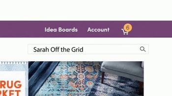 Wayfair TV Spot, 'HGTV: Sarah Off the Grid: Intense Decorating Love' - Thumbnail 8