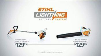STIHL TV Spot, 'Father's Day: Lightning Battery System' - Thumbnail 8