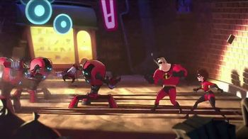 Disney Heroes: Battle Mode TV Spot, 'The Incredibles'