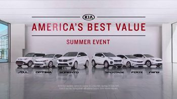 Kia America's Best Value Summer Event TV Spot, 'Hamburgers: Hooplah' [T1] - Thumbnail 8