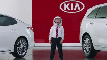 Kia America's Best Value Summer Event TV Spot, 'Space Helmet: Brother' [T1] - 79 commercial airings