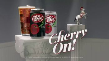 Dr Pepper Cherry TV Spot, 'Cherriot: Potluck' - Thumbnail 10