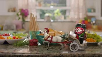 Dr Pepper Cherry TV Spot, 'Cherriot: Potluck'