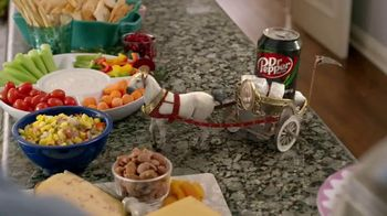 Dr Pepper Cherry TV Spot, 'Cherriot: Potluck' - 5808 commercial airings