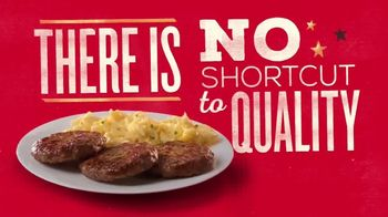 Jimmy Dean Sausage TV Spot, 'Shortcuts'