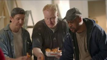 Popeyes Rip'n Chicken TV Spot, 'Home Construction' - 1588 commercial airings